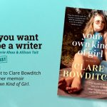 Ep 325 We chat to Clare Bowditch about her memoir 'Your Own Kind of Girl'.