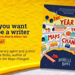 Ep 327 Meet literary agent and author Danielle Binks, author of 'The Year the Maps Changed'.