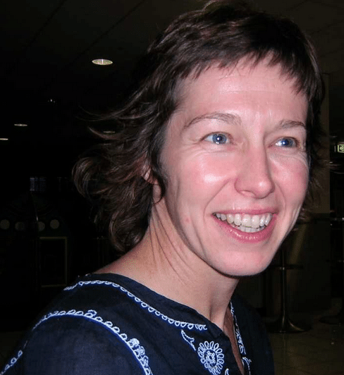 Publisher Meredith Curnow
