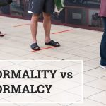 Q&A: Normality vs normalcy