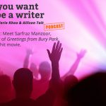 Ep 303 Meet Sarfraz Manzoor, author of 'Greetings From Bury Park', now a hit movie
