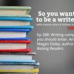 Ep 288 Meet Megan Daley, author of 'Raising Readers'