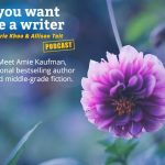 Ep 276 Meet Amie Kaufman, international bestselling author of YA and middle-grade fiction