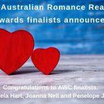 2018 Australian Romance Readers Awards finalists announced