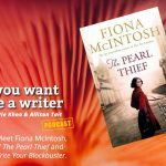 Ep 264 Meet Fiona McIntosh, author of 'The Pearl Thief' and 'How to Write Your Blockbuster'