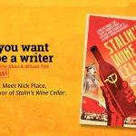 Ep 346 Meet Nick Place, co-author of 'Stalin's Wine Cellar'.