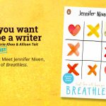 Ep 375 Meet Jennifer Niven, author of 'Breathless'.