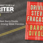 Ep 390 Meet Barry Divola, author of 'Driving Stevie Fracasso'.