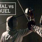 Q&A: Dual vs duel