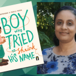 How Sandhya Parappukkaran followed her creative curiosity to become a published picture book author