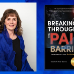 Gabriella Kelly-Davies becomes a published biographer with debut book 'Breaking Through the Pain Barrier'