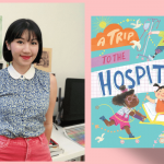 Freda Chiu combines her creative talents with debut picture book 'A Trip to the Hospital'