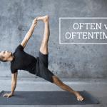 Q&A: Often vs oftentimes